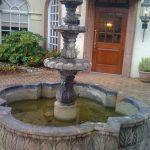 Fountain Restoration Before