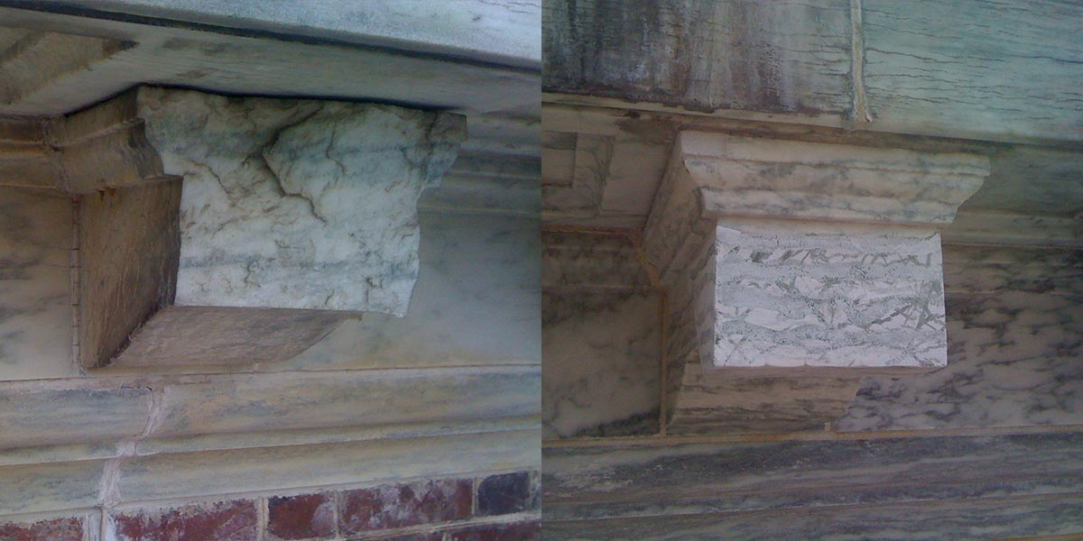 Historic Masonry Repair